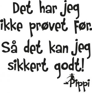 Pippi citat - billede