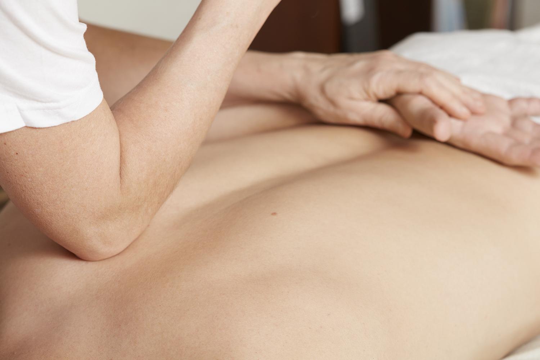 Livstjek - Kropsbehandling - ØVRE RYG