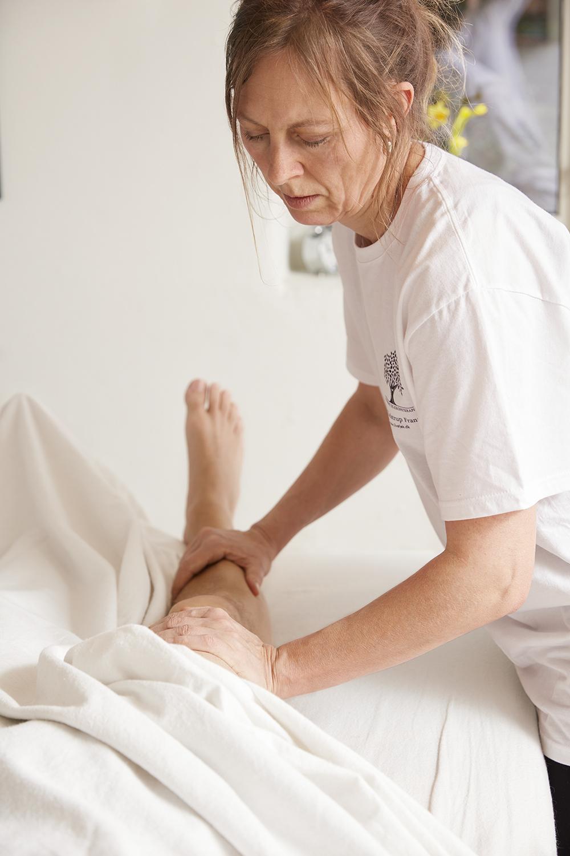 Livstjek - Kropsbehandling - PULSERING BEN