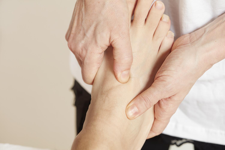 Livstjek - Kropsbehandling - Zoneterapi FOD
